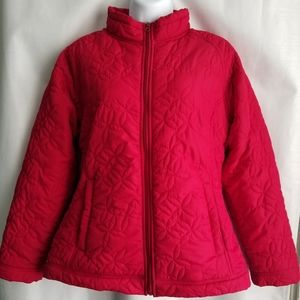 ALPS red jacket